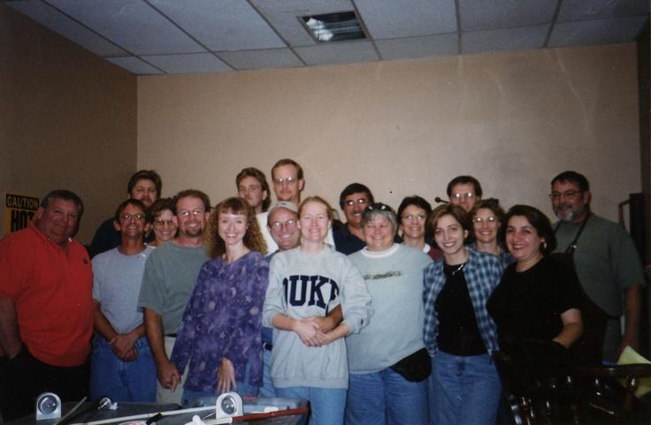 Gallo Beer Brewers, Stockton, CA (circa 1999)