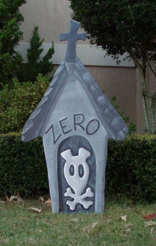 jack skellington and some other stuff link to tutorial home sweet home halloween tombstoneshalloween decorationssweet - Tim Burton Halloween Decorations