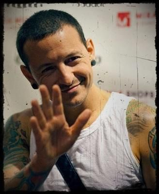 My Most Major Musical Cutie Crush . . . Chester Bennington - Linkin Park & Dead by Sunrise!!