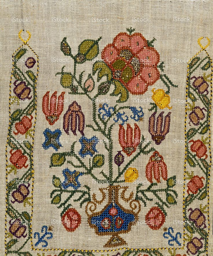 Embroidery (ottoman)