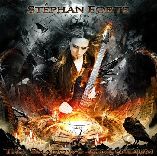 Stephan Forte - The Shadows Compendium (2011) France  Стиль :Neoclassical Metal/Shred