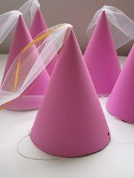 Kids Crafts Corner- Princess Hat