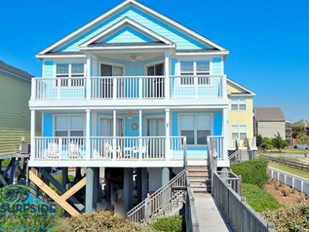 16 best surfside beach vac rental images on pinterest Garden city beach rentals oceanfront