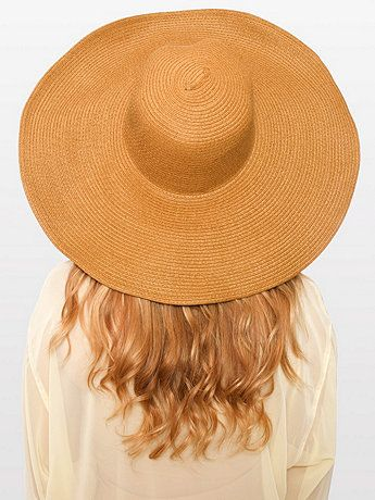 American Apparel - Floppy Summer Hat