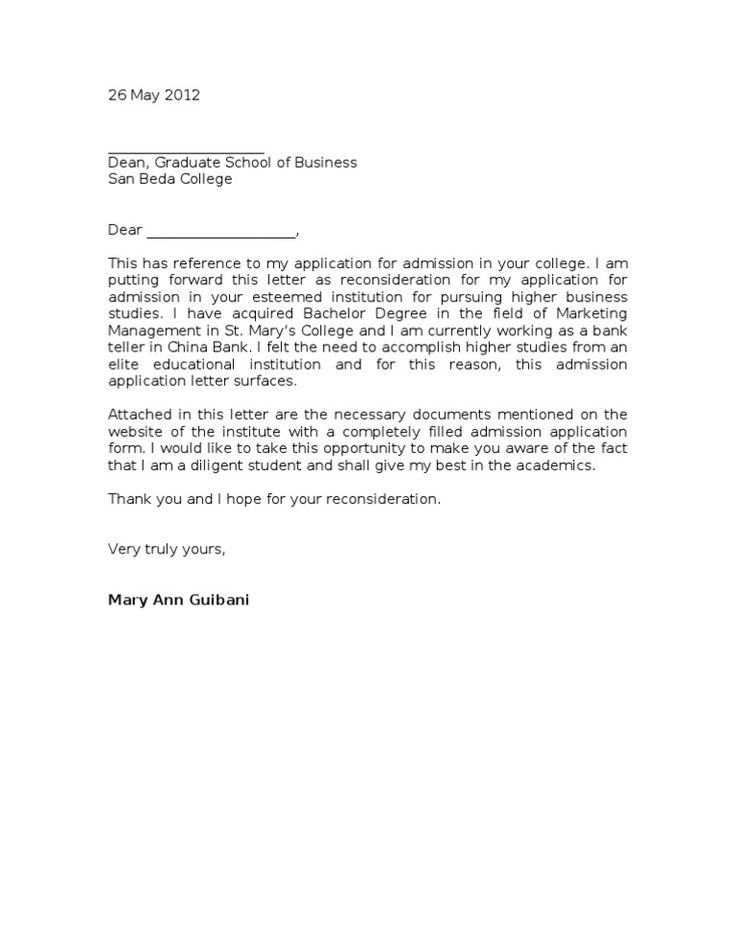 sample reconsideration letter too college acceptance find and - admission counselor cover letter