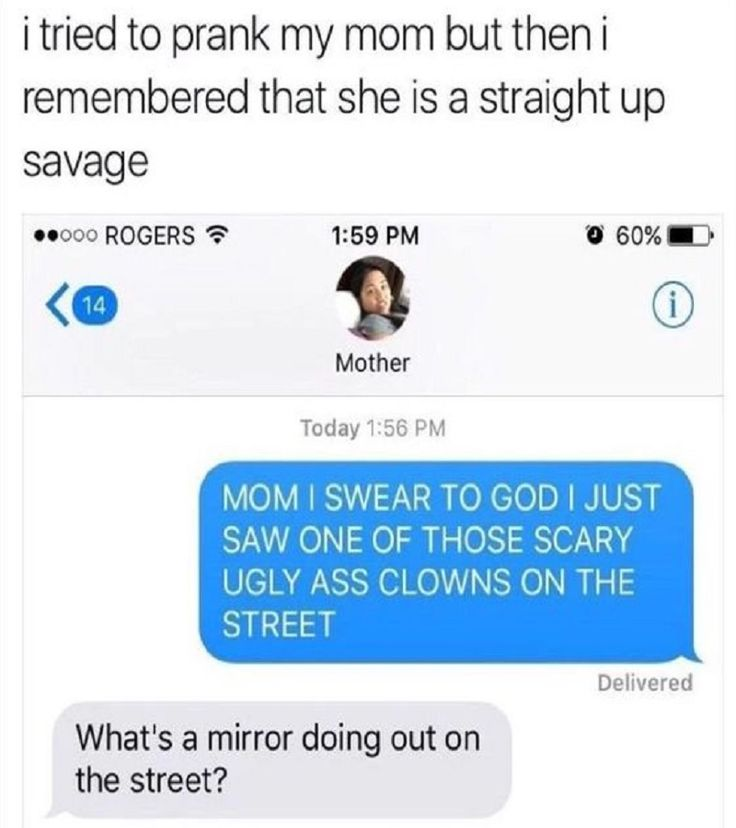 When you had no clue your Mom's Savage LVL. was at 1000 ...|#Funny #Savage #Mom #Memes
