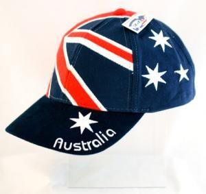 Aussie Flag Ball Cap