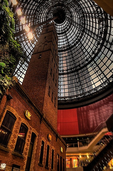 Coops Shot Tower, Melbourne