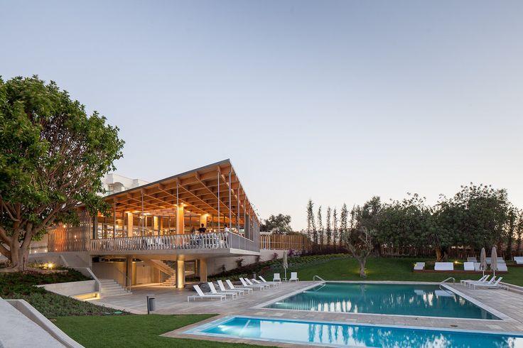 Hotel Ozadi . Campos Costa Arquitetos