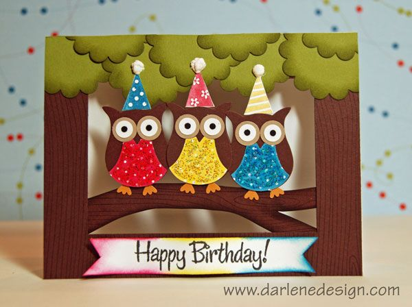 Neat birthday card