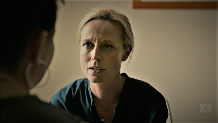 """Great things never came from comfort zones"" Bianca Grieve to Janet King. Marta Dusseldorp. Bianking."