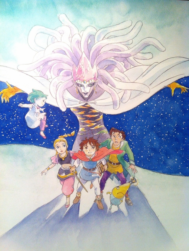Ni No Kuni - The White Witch