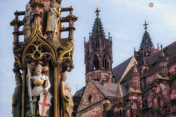 The bells of Freiburg im Breisgau münster Complete gallery : http://bogdandanphotography.wordpress.com/2013/09/17/the-bells-of-freiburg-im-breisgau-munster/