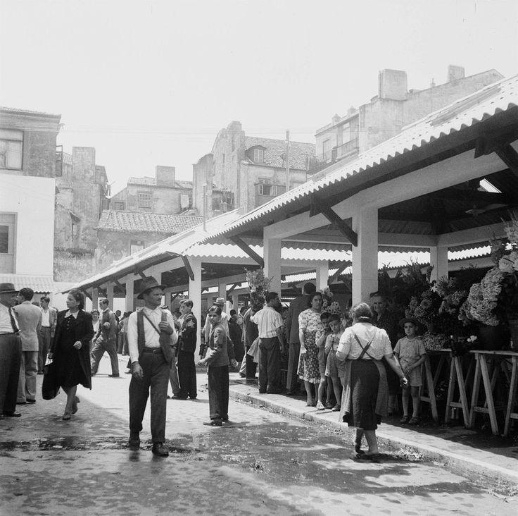 Mercado da Mouraria, inauguração, 1 de Juho de 1