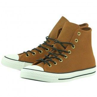 CONVERSE CHUCK TAYLOR ALL STAR - Για καθημερινές casual εμφανίσεις, ανδρικά sneakers της γνωστής εταιρείας Converse, σε ταμπά χρώμα!
