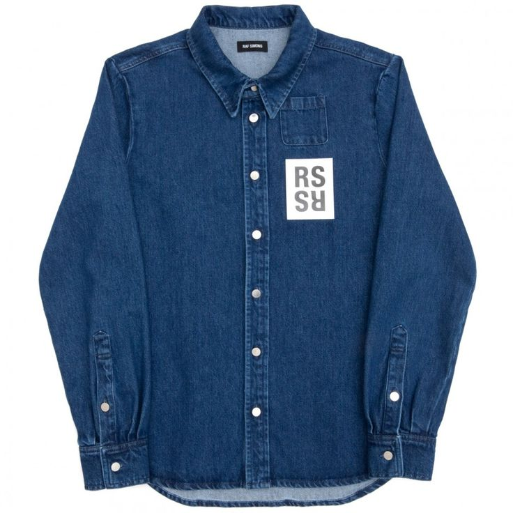 Shirt Raf Simons #rafsimons #shirt
