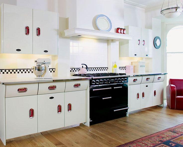 Cucina vintage anni '50 19