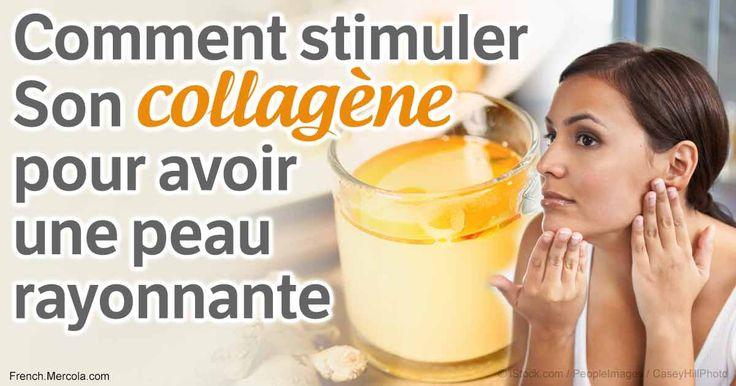 Les aliments contenant des acides aminés, comme le bouillon d'os, les baies, l'ail et les suppléments de collagène bovin, aident à booster la production de collagène