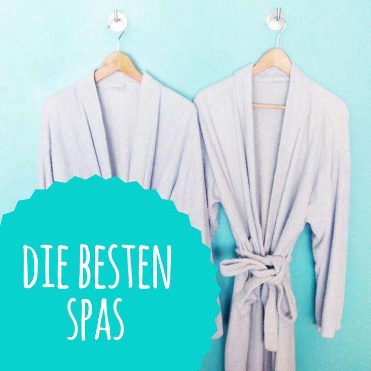 Die besten Wellnesshotels, Spas, Massagen und Behandler in Berlin, Hamburg, München und Wien!