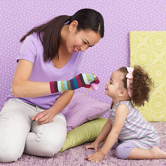 Help your toddler hone her listening skills with these 5 fun games.