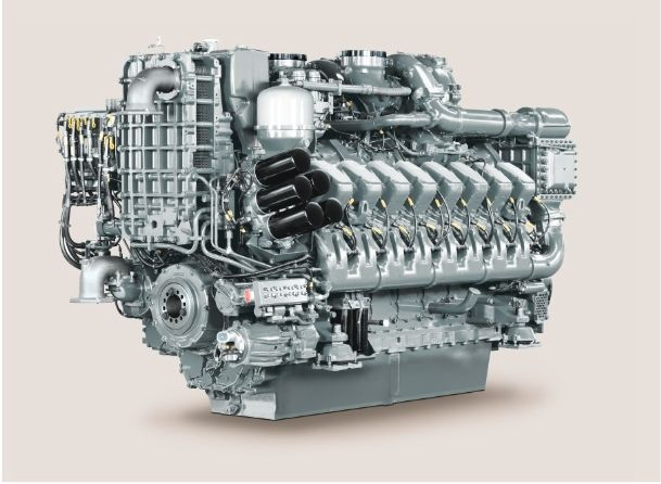 MTU 16v 4000 M43 For Sale Diesel Engines And Parts For Sale