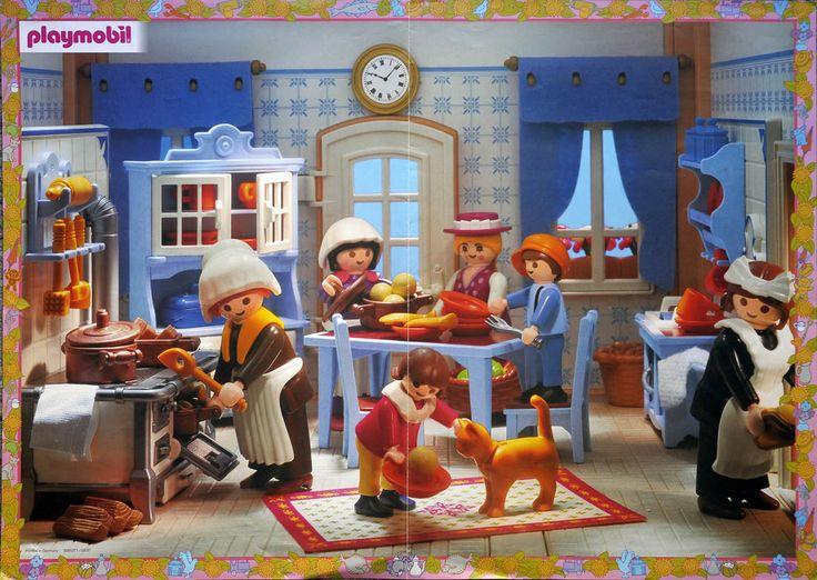 18 mejores im genes sobre playmobil en pinterest for Playmobil casa de lujo