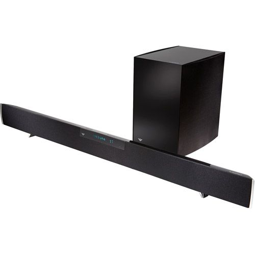 Vizio VHT215 Home Theater Sound Bar with Wireless Subwoofer, Refurbished