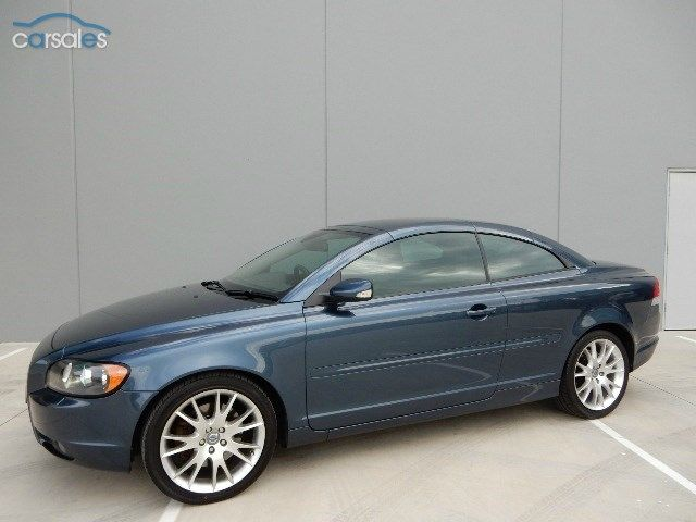 2006 Volvo C70 T5 MY07 Sports Automatic