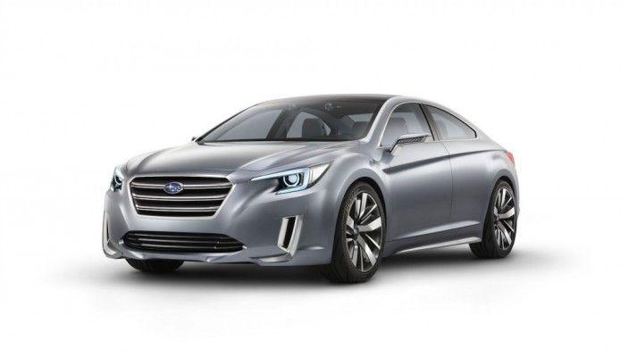 Subaru Legacy Concept 2015 1