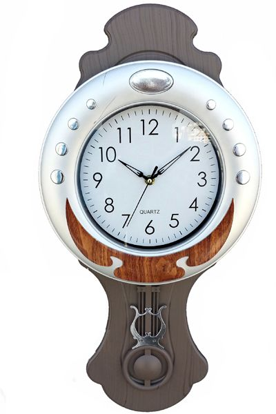 Wonderful 8 Day Striking Antique Wall Clock – White Dial Wall Clock  www.fashiongroop.com