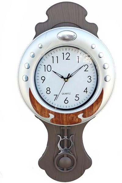 Wonderful 8 Day Striking Antique Wall Clock – White Dial Wall Clock  www.fashiongroop.com