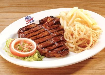 Spur T-bone Steak