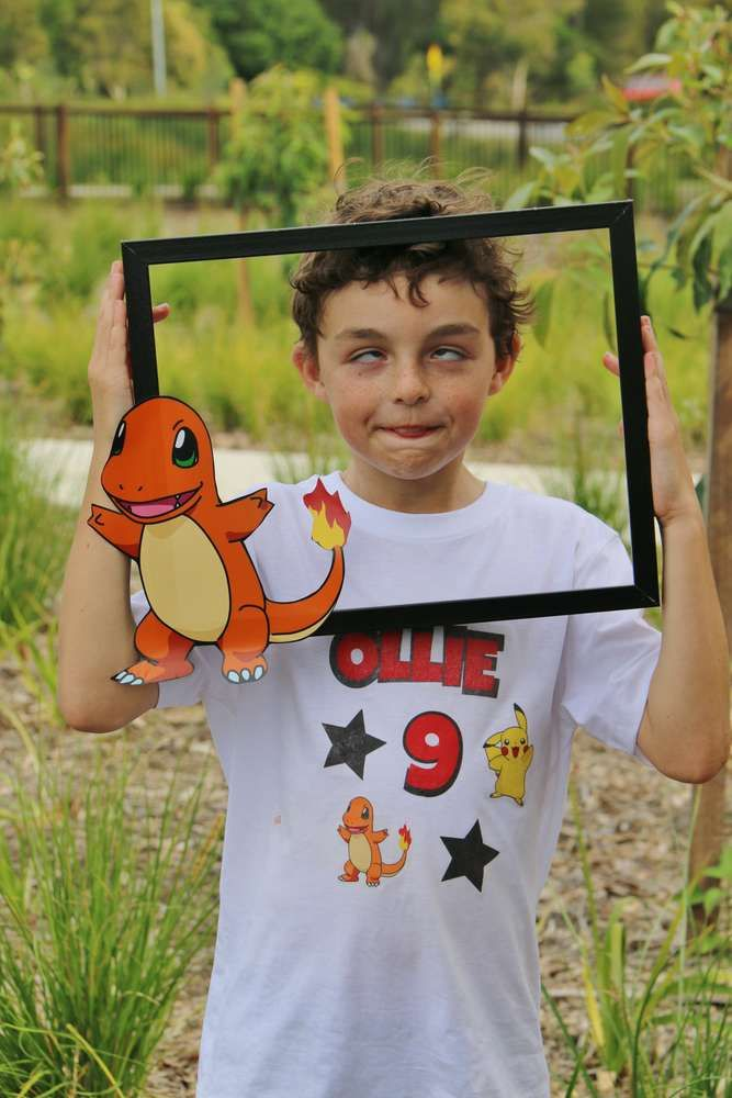 Ollie's 9th Birthday Pokemon Party  | CatchMyParty.com