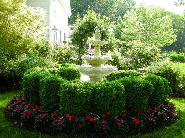 65 best French garden images on Pinterest | Landscaping, Backyard ...