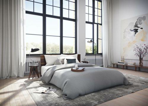 The latest project 'Cigarrfabriken' byOscar Propertiesat Kungsholmen, Stockholm, is amazing!  via Style and Create