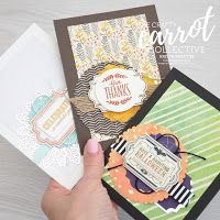 Labels to Love from Stampin' Up! - Krista Frattin | Stampin' Dolce