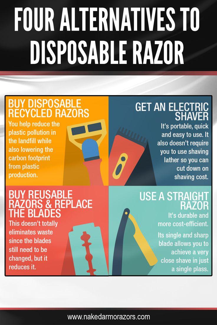 Five alternatives to a disposable razor in 2020