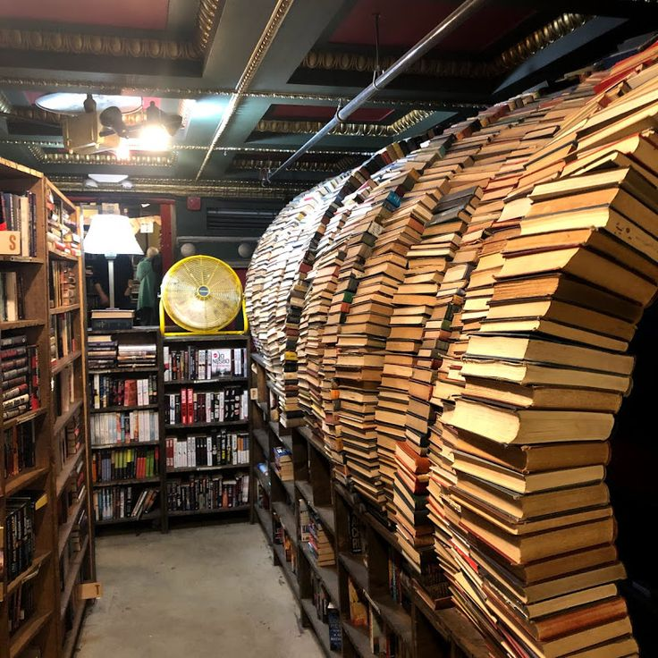 The Last Bookstore in Downtown LA Is Still an Iconic Spot