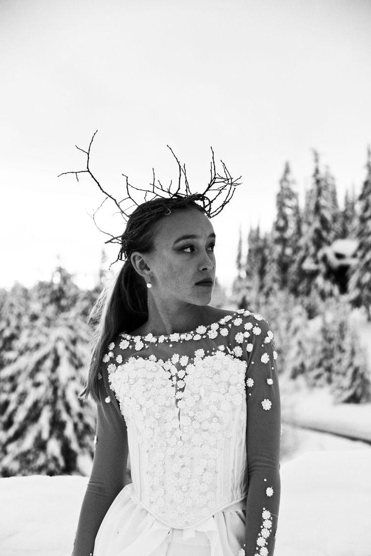 Snow Queen tutu bodice. #nutcracker #snowqueen #ballet #Ballerina