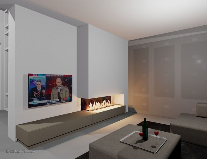424 best Linear Fireplaces (Linear Contemporary) images on ...