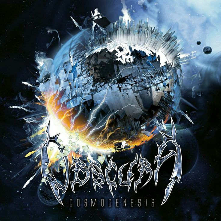 Obscura - Cosmogenesis.  I find Akroasis a superior album in all regards, but this album is great nonetheless.