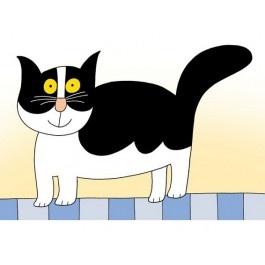 Nicoletta Costa: il gatto Ugo