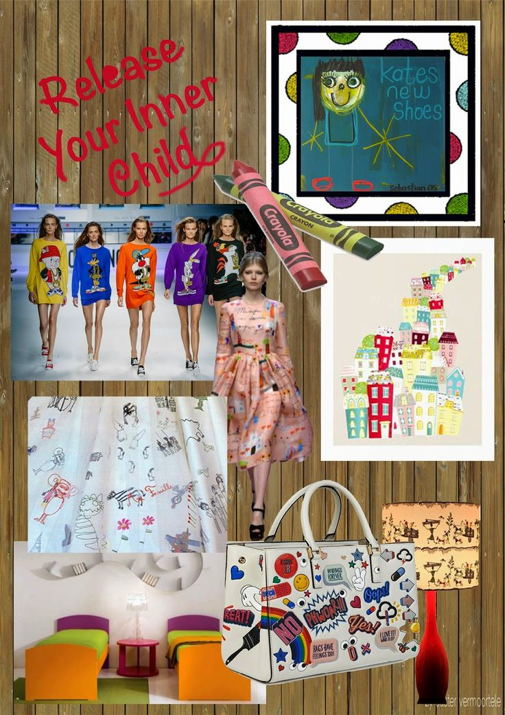 Oscar&Tallulah: Trend Prediction: Release Your Inner Child Trend B...