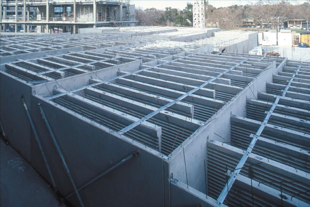 Integrating HVAC systems in design maximizes efficiency - Federation sqaure