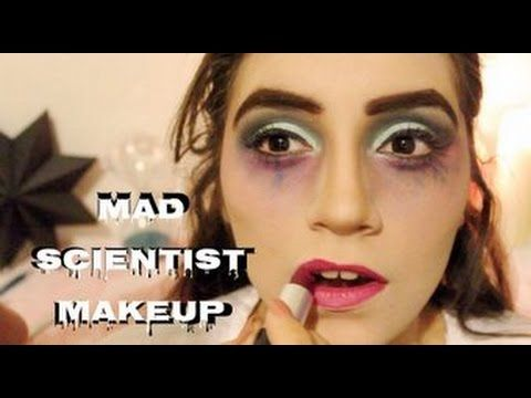 HALLOWEEN Mad Scientist (Mad Hatter) Inspired Makeup