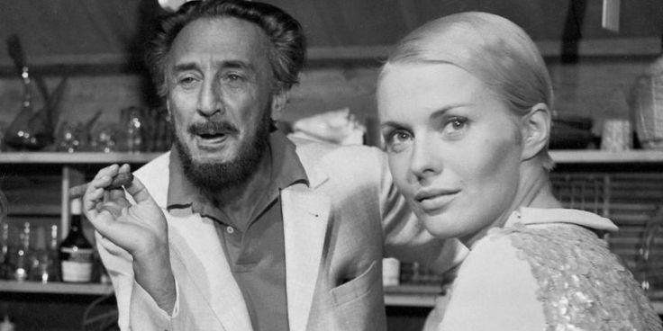 Le mariage secret de Jean Seberg et Romain Gary n'en est plus un ...
