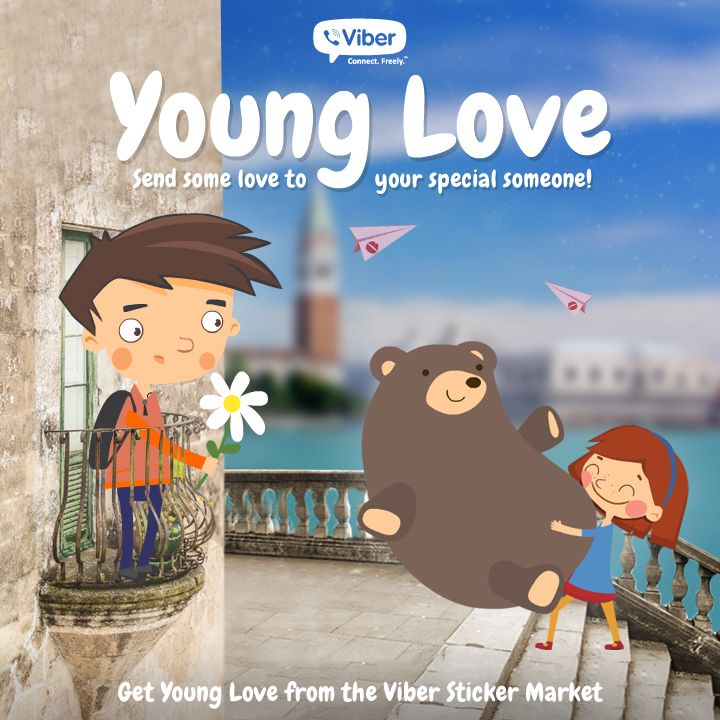 Young Love: Send love to your special someone!