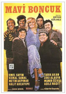 Kemal Sunal: Mavi Boncuk (1974)