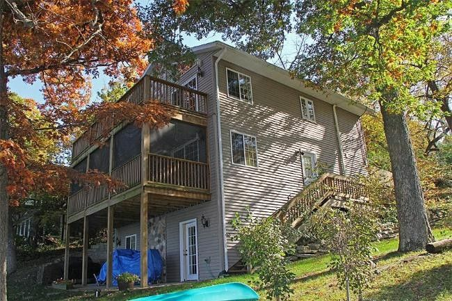 Green Lake Vacation Rental - VRBO 421268 - 4 BR Lauderdale Lakes House in WI, Lakeview 4 Bedroom Beautifully Furnished Home