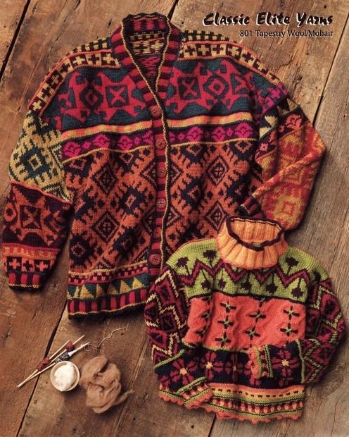 Classic Elite Yarns--Kristin Nicholas--To Knit for the Sun